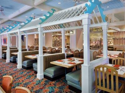 Cape May Café Disney's Beach Club Villas