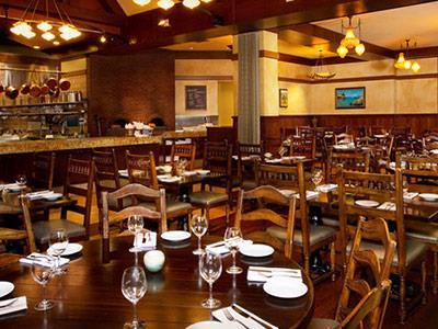 Restaurante Kouzzina by Cat Cora Disney's BoardWalk Villas