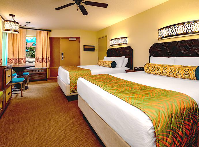 disneys-caribbean-beach-resort-DLX Disney's Caribbean Beach Resort