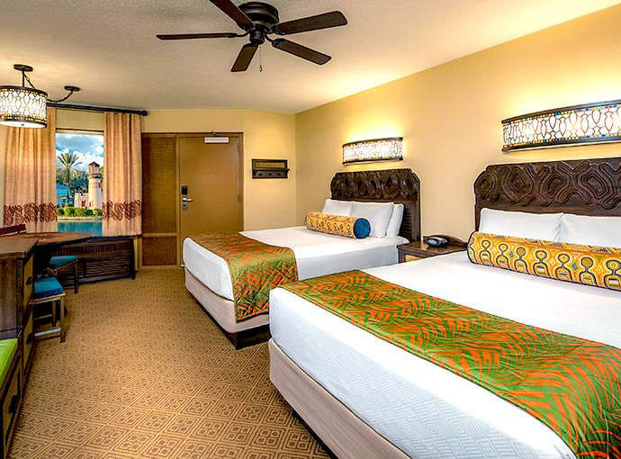 disneys-caribbean-beach-resort-POOLQPL Disney's Caribbean Beach Resort