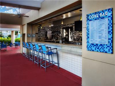 Cove Bar Disney's Contemporary Resort