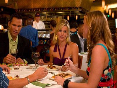 Restaurante California Grill Disney's Contemporary Resort