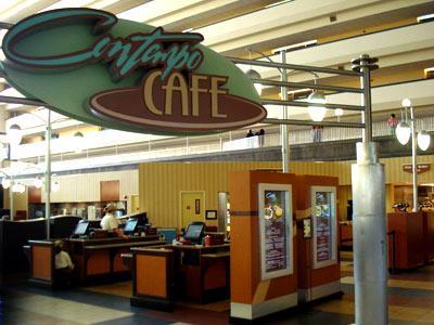 Restaurante Contempo Café Disney's Contemporary Resort