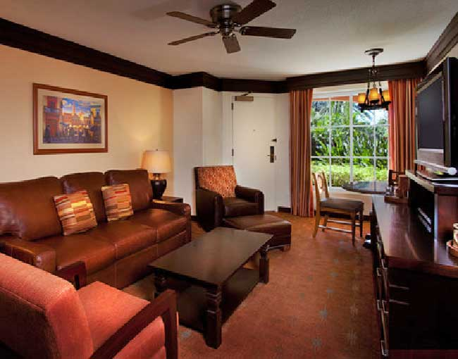 Disneys-Coronado-Junior-Suite-King Disney's Coronado Springs Resort