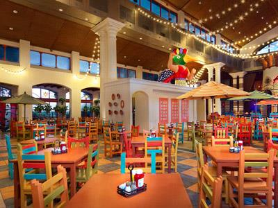 Pepper Market Disney's Coronado Springs Resort