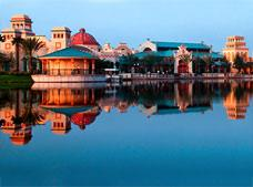 fachada Disney's Coronado Springs Resort