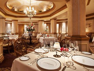 Restaurante Victoria and Albert's Disney's Grand Floridian Resort and Spa