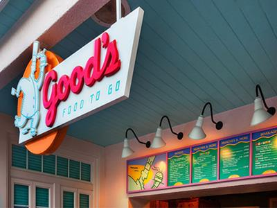 Good's Food to Go Restaurant