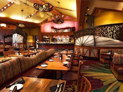 Kona Café Disney's Polynesian Resort