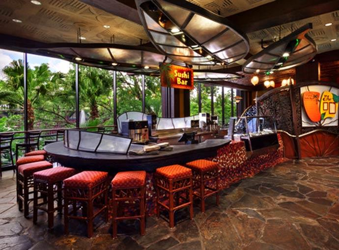 Walt-Disneys-Polynesian-Kona-Cafe-Restaurant_7 Disney's Polynesian Resort