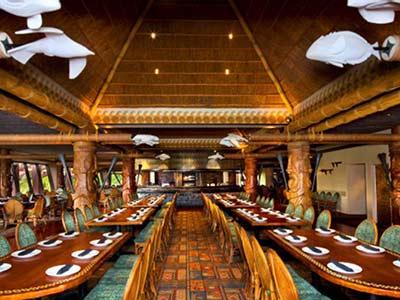 Restaurante 'Ohana Disney's Polynesian Resort
