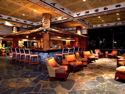 Tambu Lounge Disney's Polynesian Resort