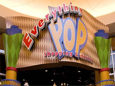 Restaurante Pop Shopping and Dining Disney's Pop Century Resort
