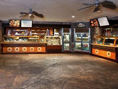 Restaurante Roaring Fork Disney's Wilderness Lodge Resort