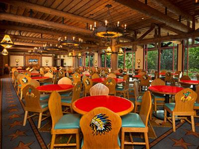 Whispering Canyon Café Disney's Wilderness Lodge Resort