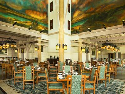 Restaurante Artist Point Boulder Ridge Villas at Disney's Wilderness Lodge