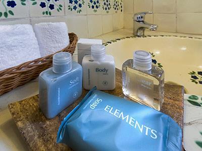 Amenidades de baño