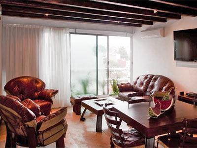 Master Suite Doble - Sala