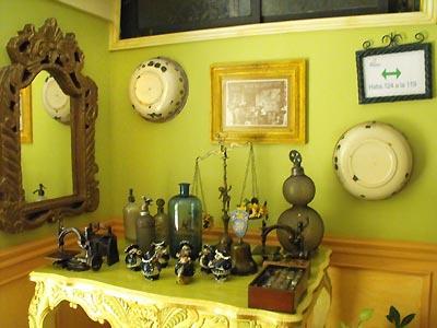 Facilities Decorative items