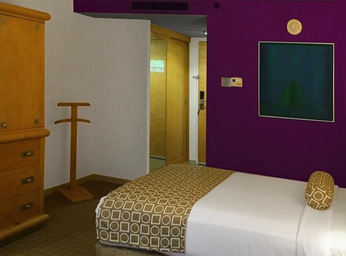 Fiesta Club Two Double Beds