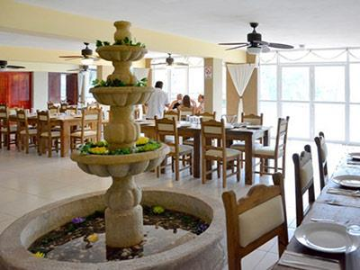 Restaurant - Fountain