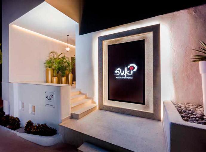 Restaurante Suki
