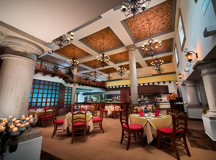 Restaurante Hacienda Arrecife