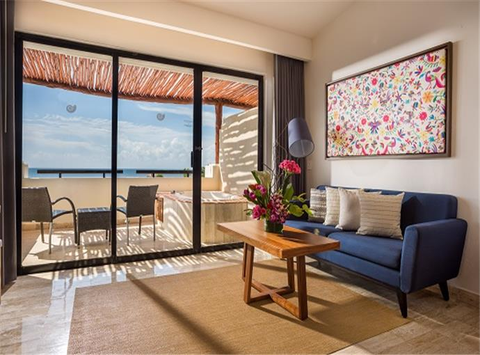 Preferred Club Junior Suite Doble Frente al Mar